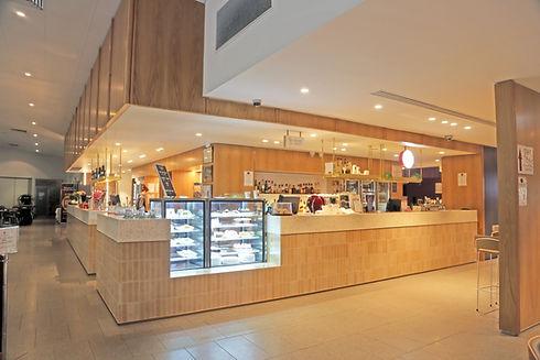 Auchendarroch House Oak &  Iron counter.