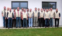 Gruppenfoto der OVT