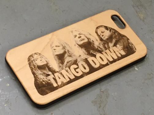 Tango Down iPhone Case $25