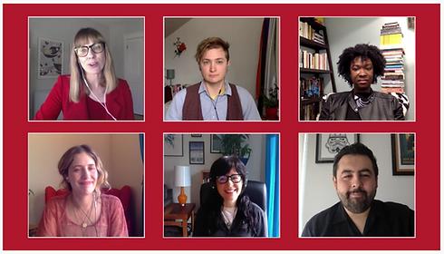 Writers Trust of Canada virtual awards ceremony