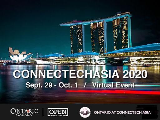 Virtual ConnecTechAsia 2020
