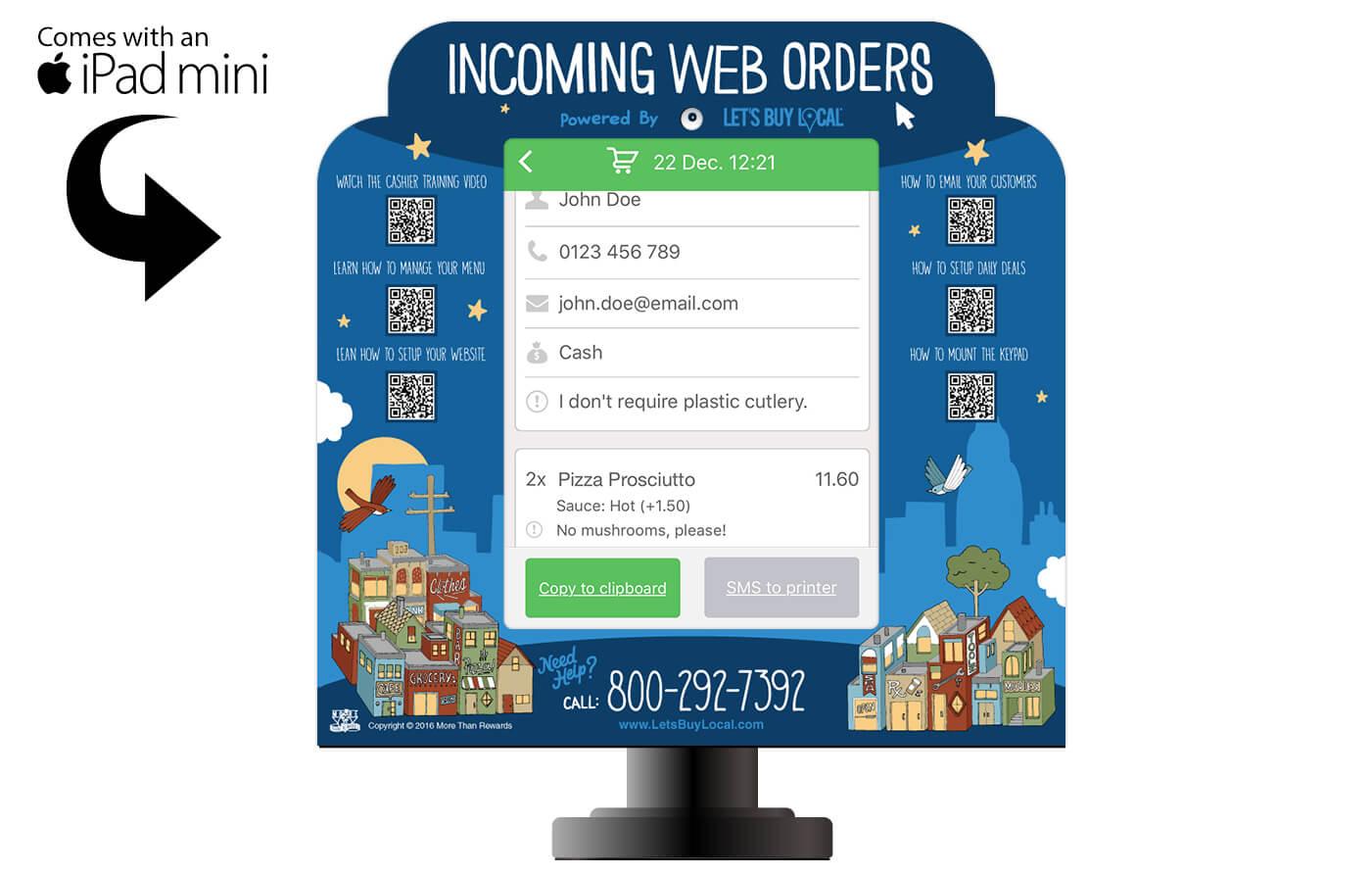 Full Order Info
