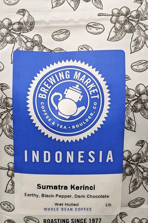 Sumatra Kerinci - 16 oz.