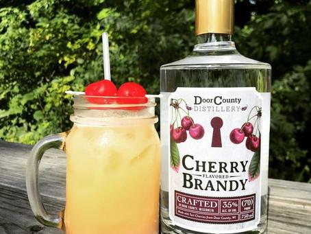 Cherry Brandy Sunset
