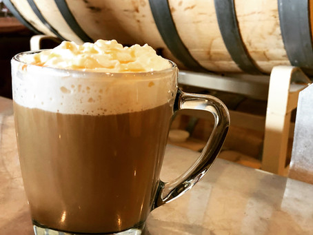 Caramel Irish Coffee