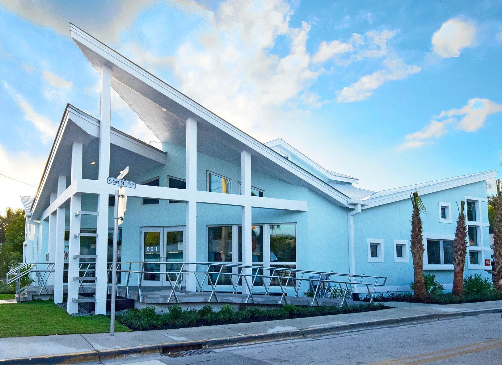 Seven fish restaurant in key west florida for Seven fish key west fl