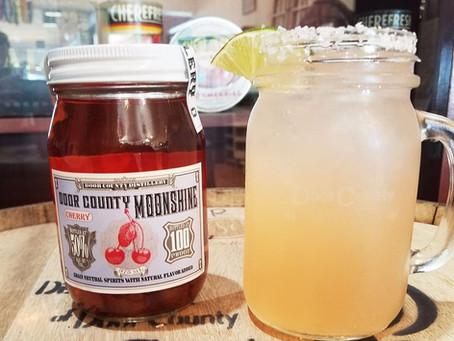 Cherry Moonshine Margarita