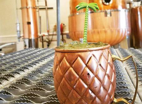Pineapple Mule
