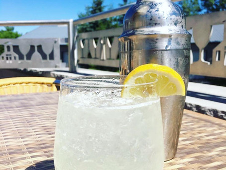 Fresh Squeezed Vodka Lemonade