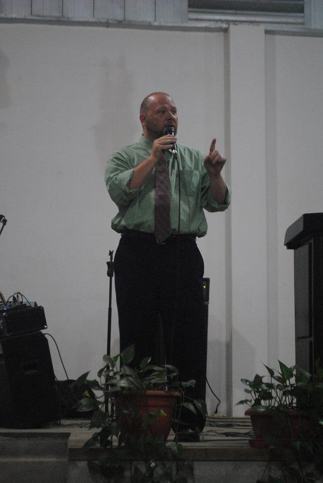 guat preach