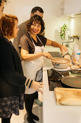 Crepes Baking Class - GIFT