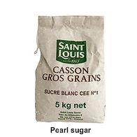 Pearl Sugar