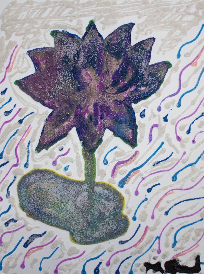 Sand Lotus