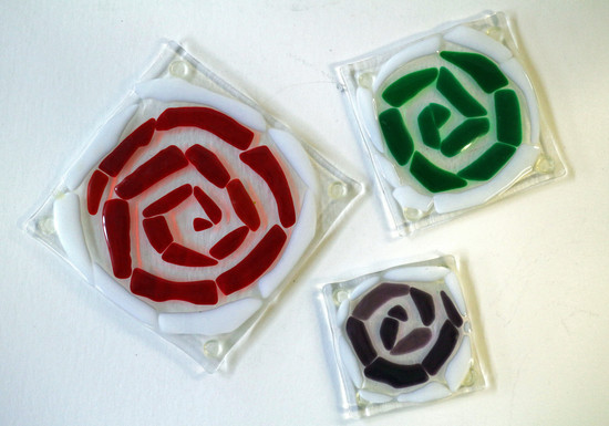 Spiral of Life Coasters