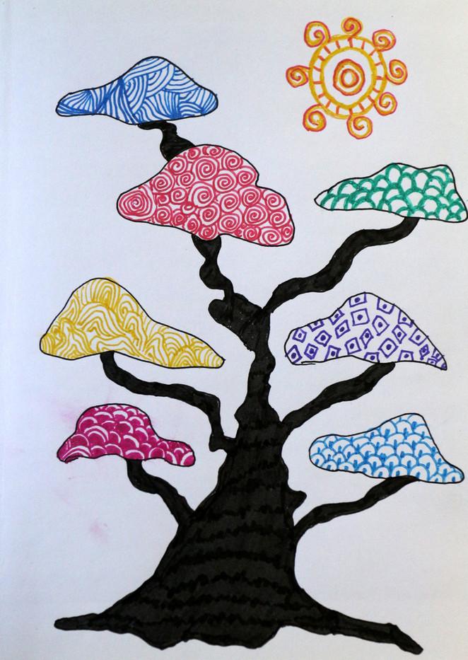 Dr. Seuss Tree