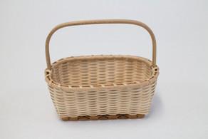 Miniature Shake Wood Chip Basket
