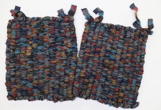 Irish Wool Seat Cushions