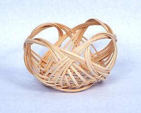 Flo Hoppe's Four Sea Wave Flower Basket