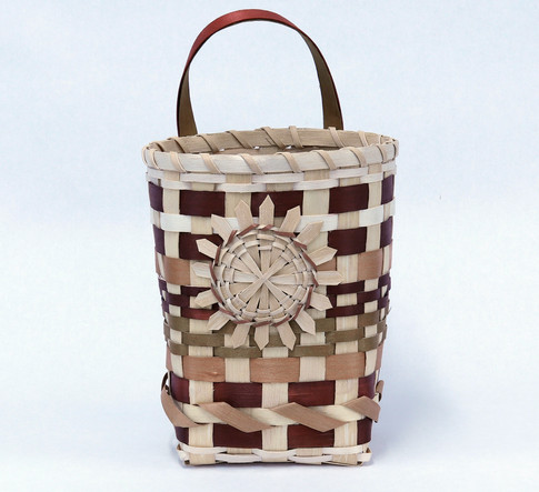 Decorative Ash Basket (large)