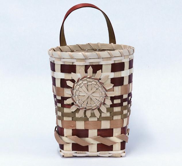 Decorative Ash Basket (large)