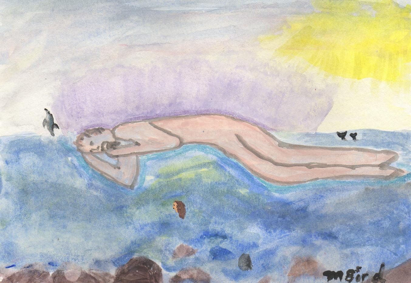 Ethereal Ocean Presence