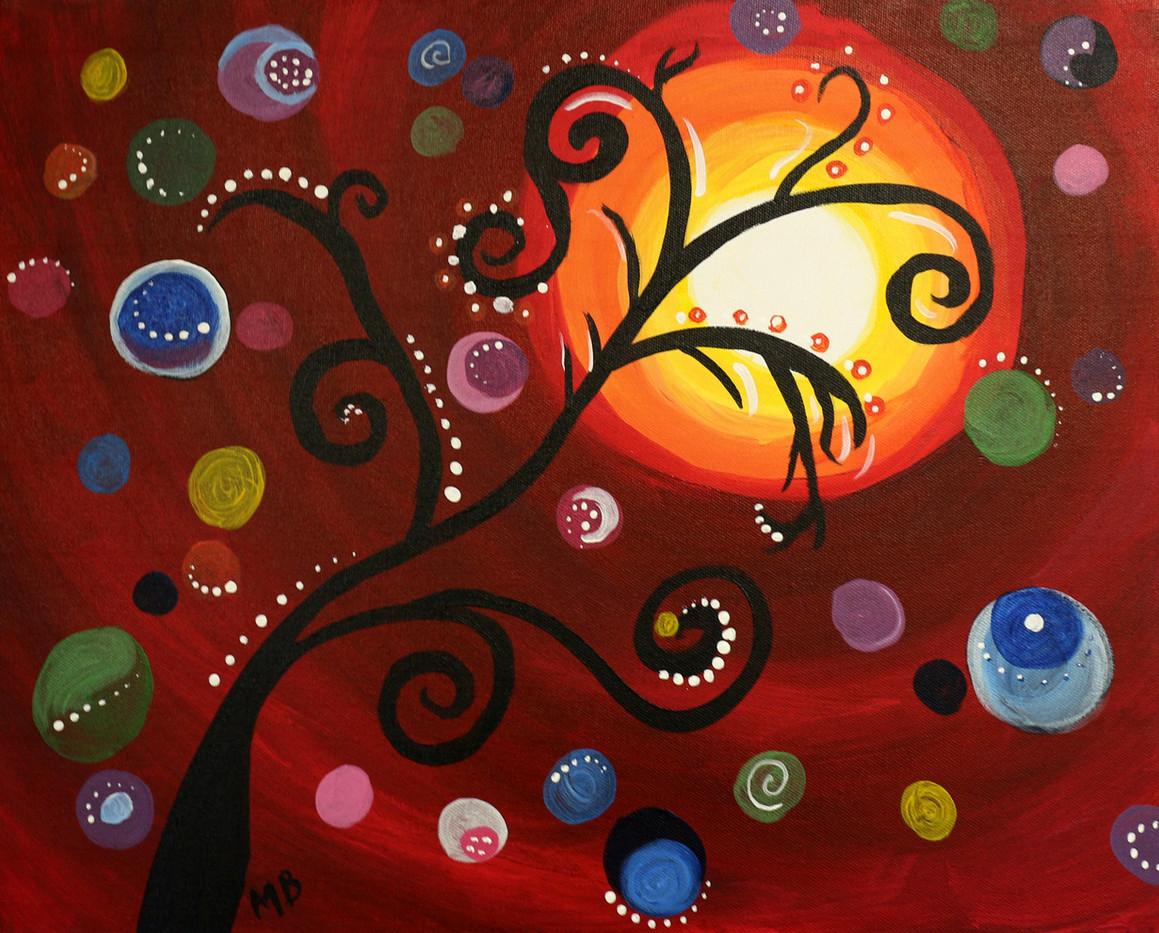 Tree of Circles