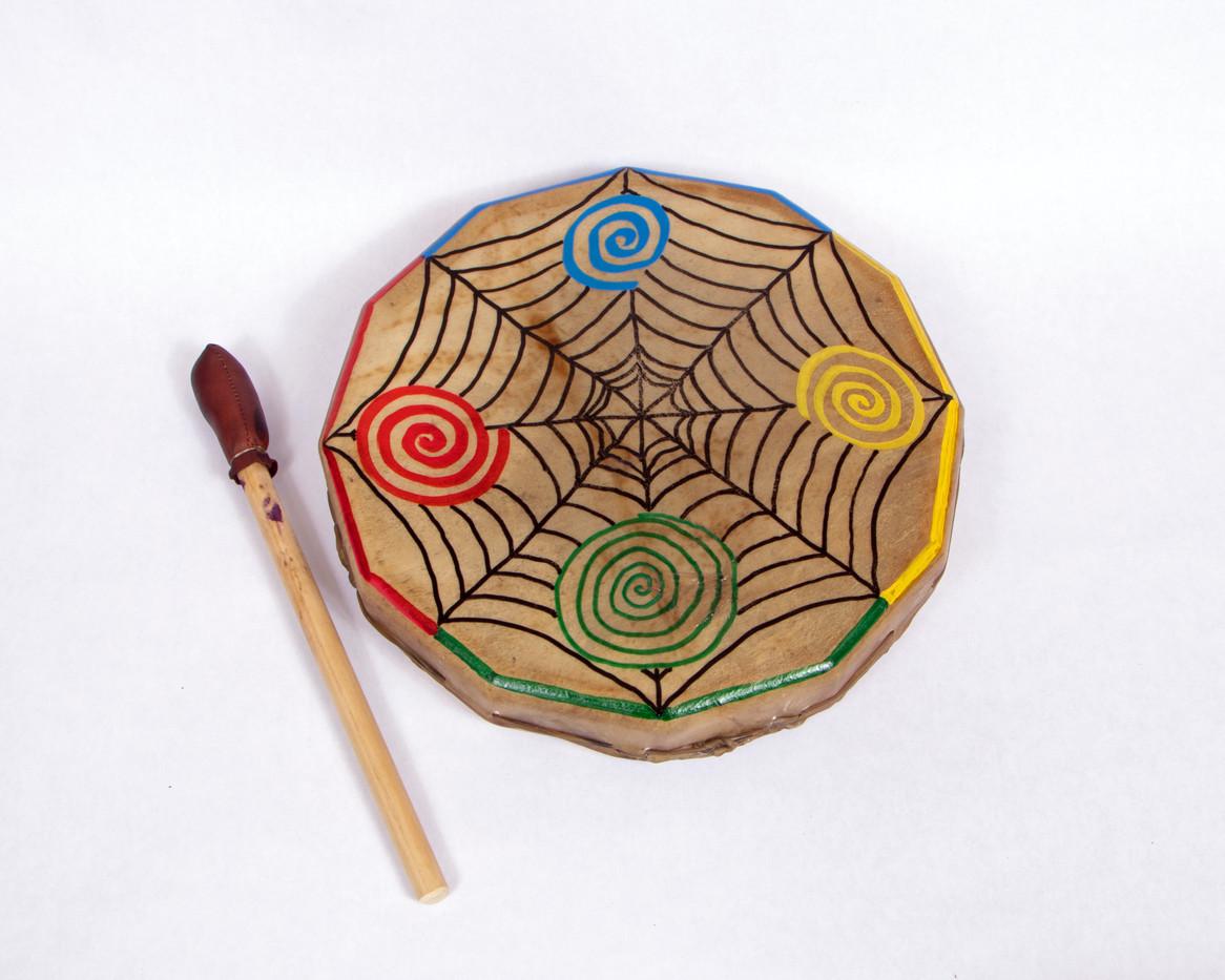 Deerhide Drum