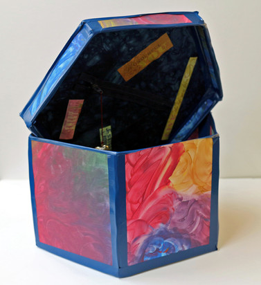 Inside Out Hat Box