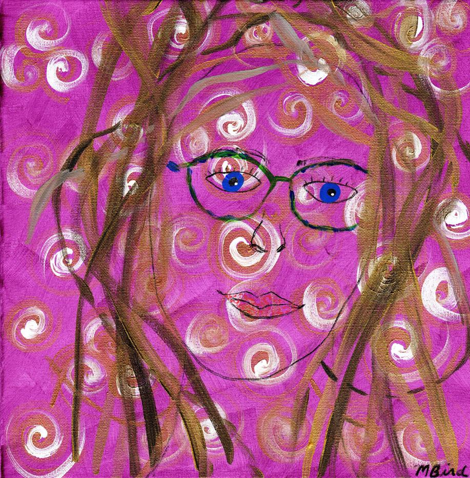 Willow Self Portrait