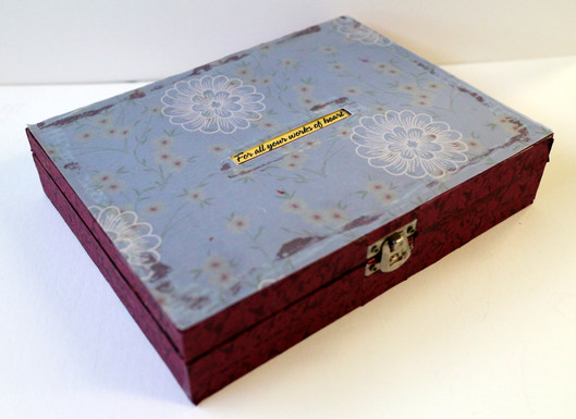 Works of Heart Box