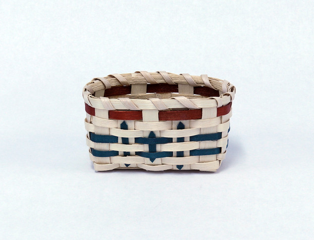 Decorative Ash Basket (small)