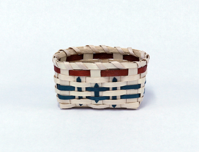 Decorative Ash Basket (small)
