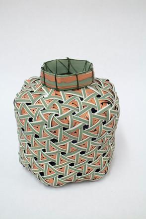 Paper Hex Weave