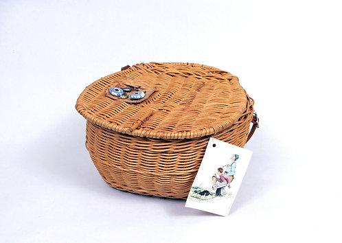 Fishing Creel  Bicycle Basket