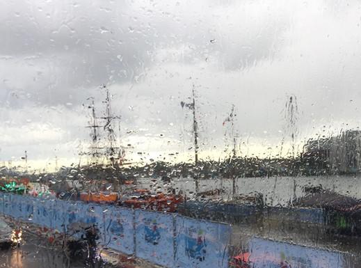 Tall Ships in Dublin