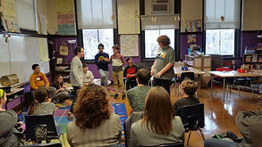 Improv for Chicago area 5th Graders | Knuckleball Comedy