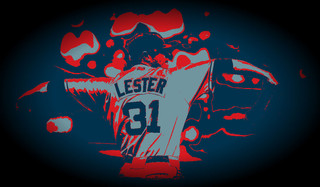 When Hell Freezes Over, Jon Lester Still Won't Be Able To Throw The Ball To First Base