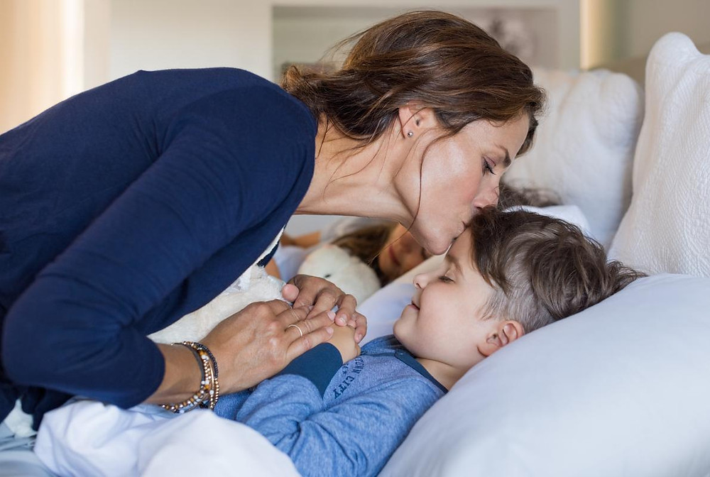 Crear una rutina para la familia