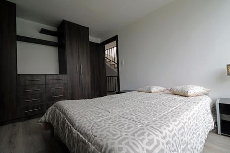 Tres habitaciones