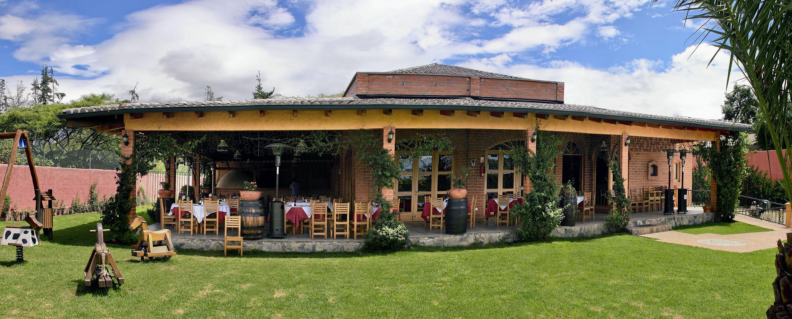 Restaurante Briciola Cumbayá