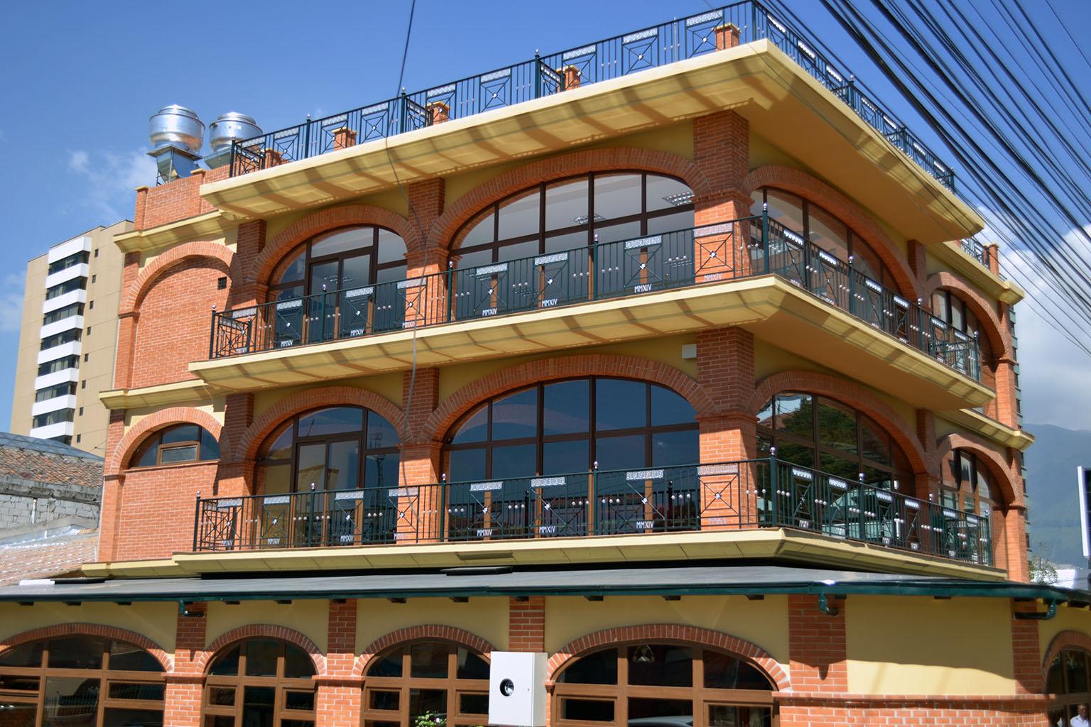 Restaurante Briciola Quito