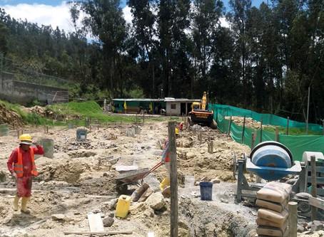 Inicia construcción de proyecto Casantos