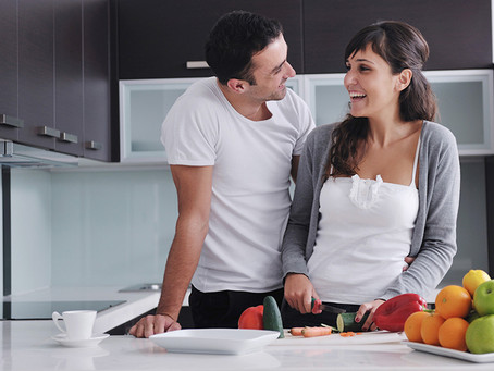 Tipos de cocina en departamentos y casas