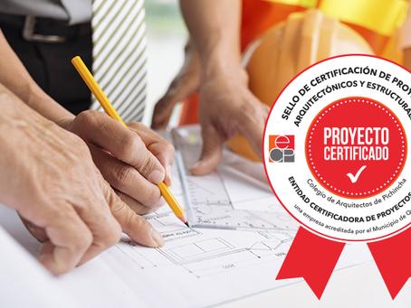 Si va adquirir su casa propia asegúrese que sea un proyecto certificado