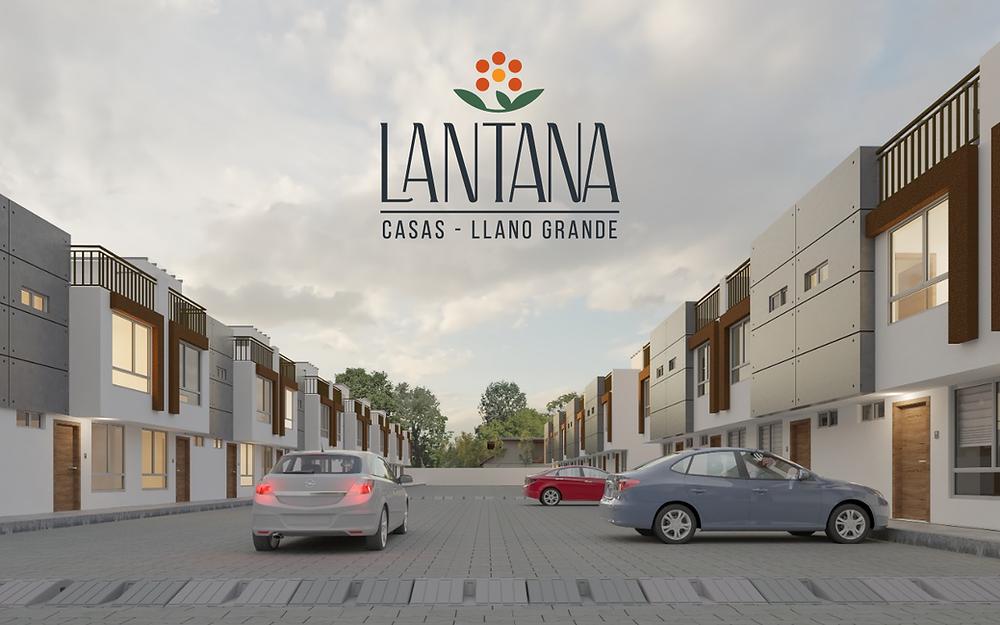 Lantana, Casas en Llano Grande
