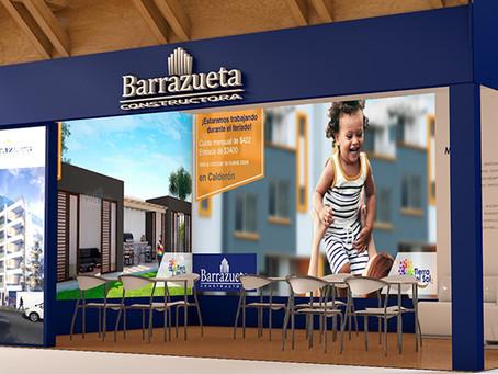 Constructora Barrazueta presentará sus proyectos inmobiliarios en la Feria de la Vivienda: Mi Casa C