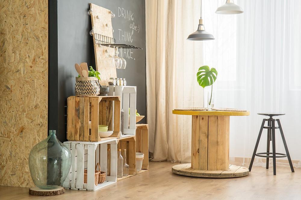 Construye tus propios muebles