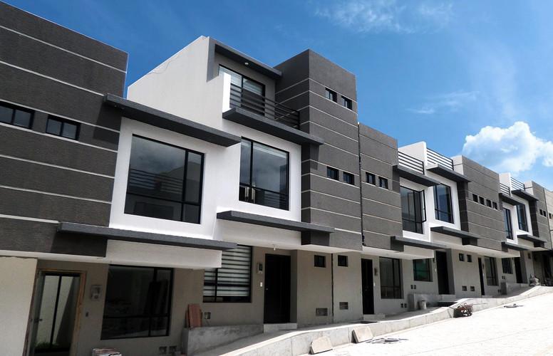 Conjunto de 52 casas