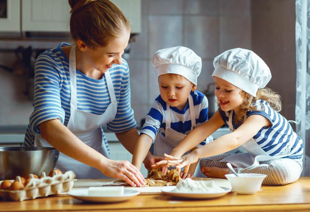 Prepara recetas especiales