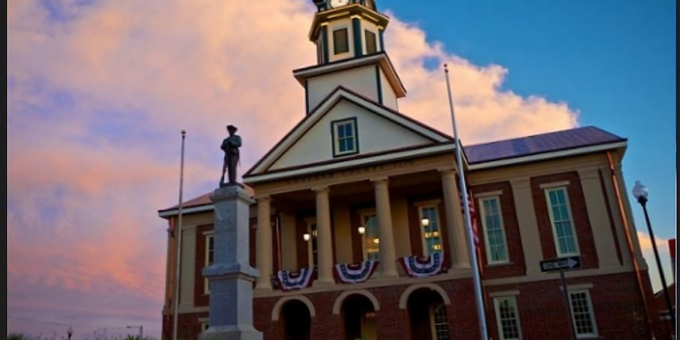 Historic Chatham County Courthouse
